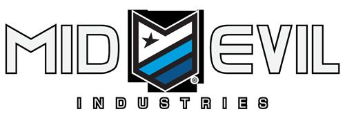 Mid-Evil Industries Logo
